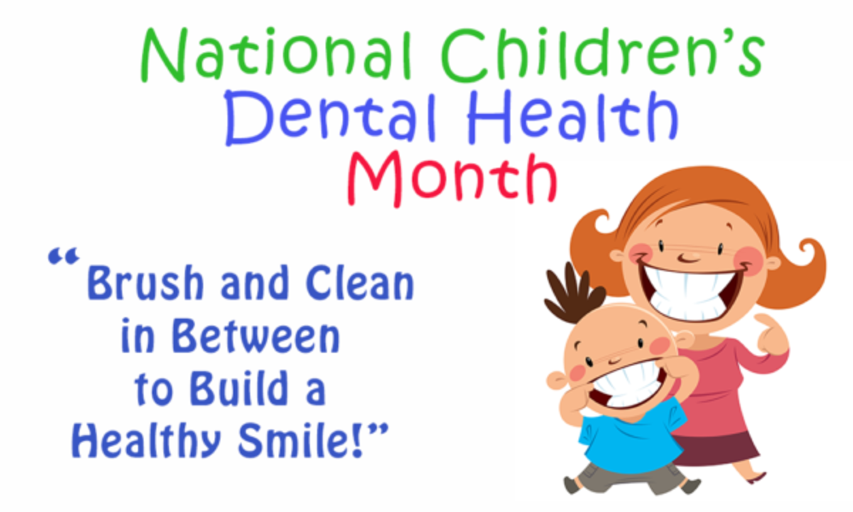 February Dental Health Month