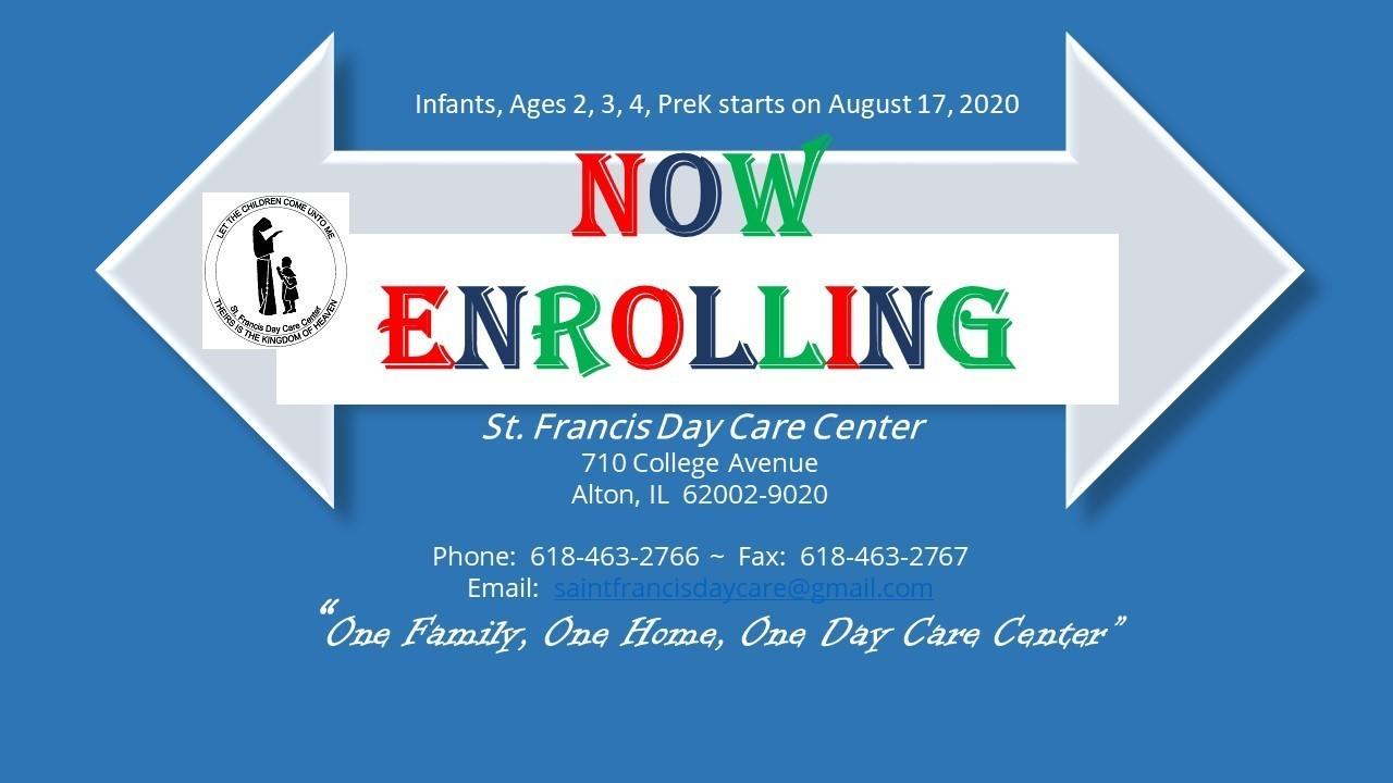 Now Enrolling